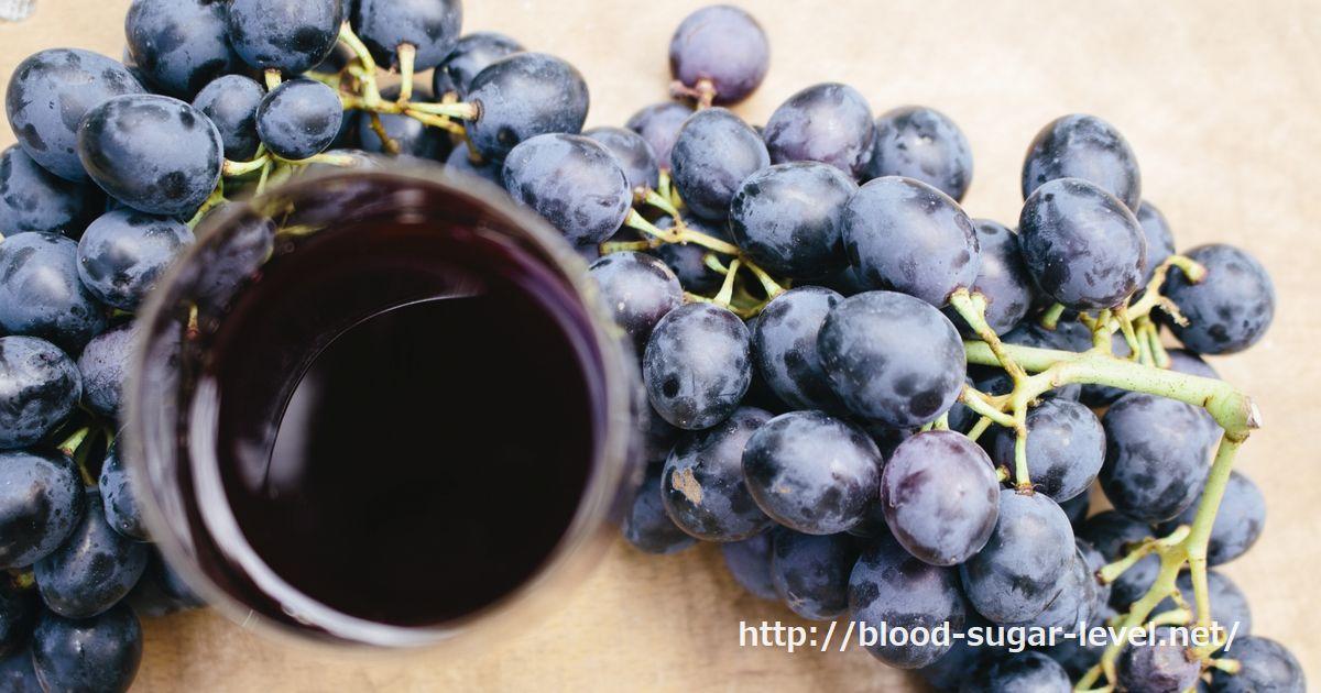 赤ワインのポリフェノール