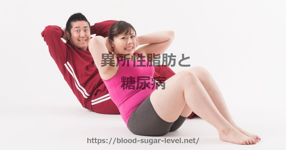 異所性脂肪と糖尿病
